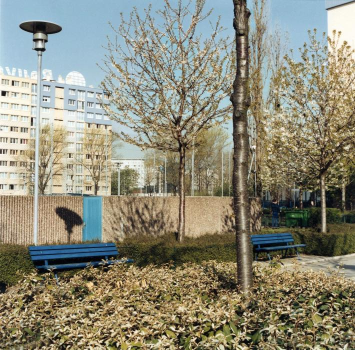 Jardin Emile-Borel, Paris 1999 (500-08)