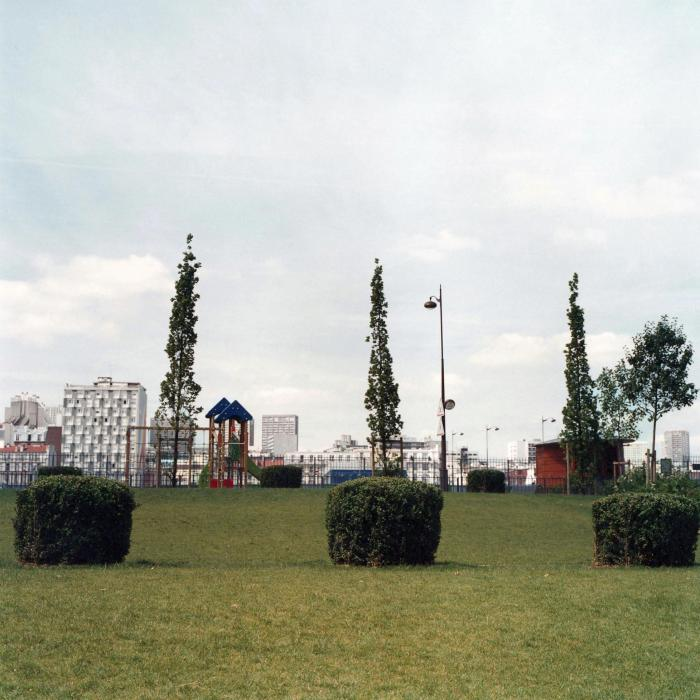 Square Georges-Duhamel, Paris 1999 (528-09)