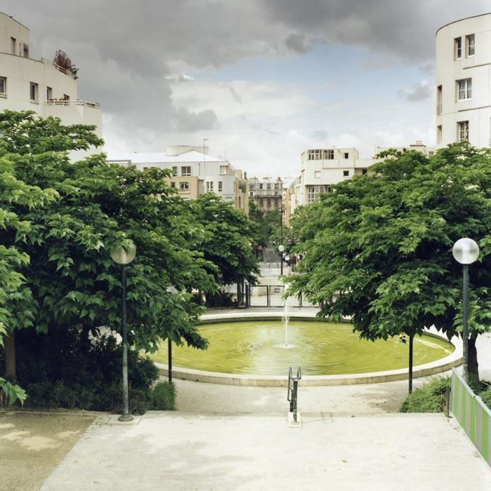 Parc de Belleville, Paris 1998 (398-10)